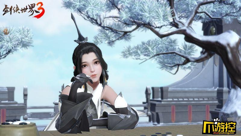 剑侠世界3安卓首测收官,情缘江湖再聚