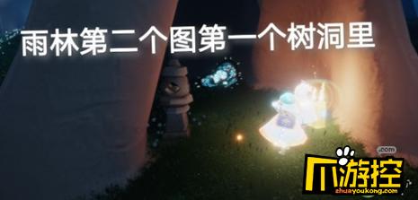 光遇7.28小王子季季节蜡烛在哪,光遇7.28小王子季雨林季节蜡烛位置分布图