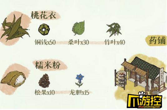 江南百景图糯米粉获取攻略.png