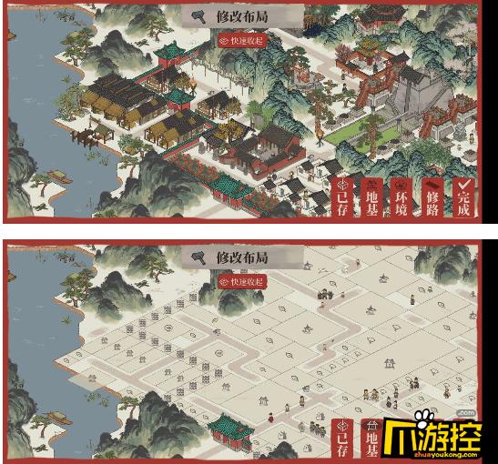 江南百景图鸡鸣山最佳布局分享2.png