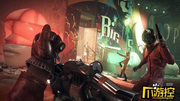 迅游助力《死亡循环》正式发售,玩家们准备好战斗
