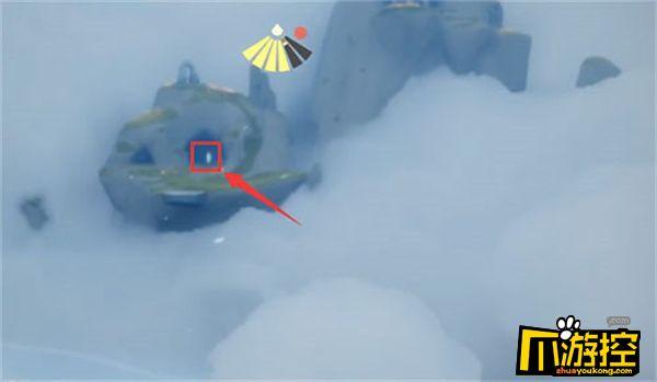 光遇飞翔季第一个任务中的四位先祖位置介绍3.jpg