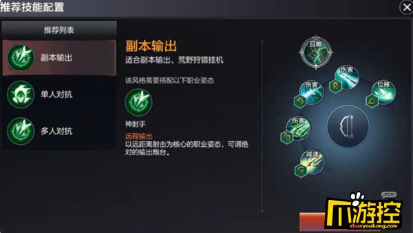 余烬风暴游侠技能怎么搭配