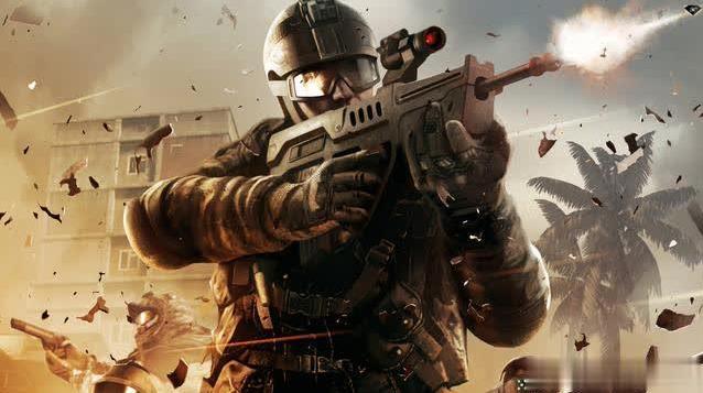 二次元第一人称射击游戏2021排行榜