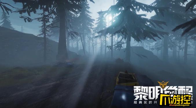 黎明觉醒游戏评测,末世生存题材开放世界游戏