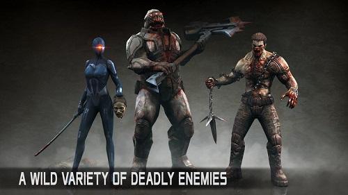 死亡效应2无限子弹版