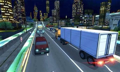 肯沃斯卡车模拟器