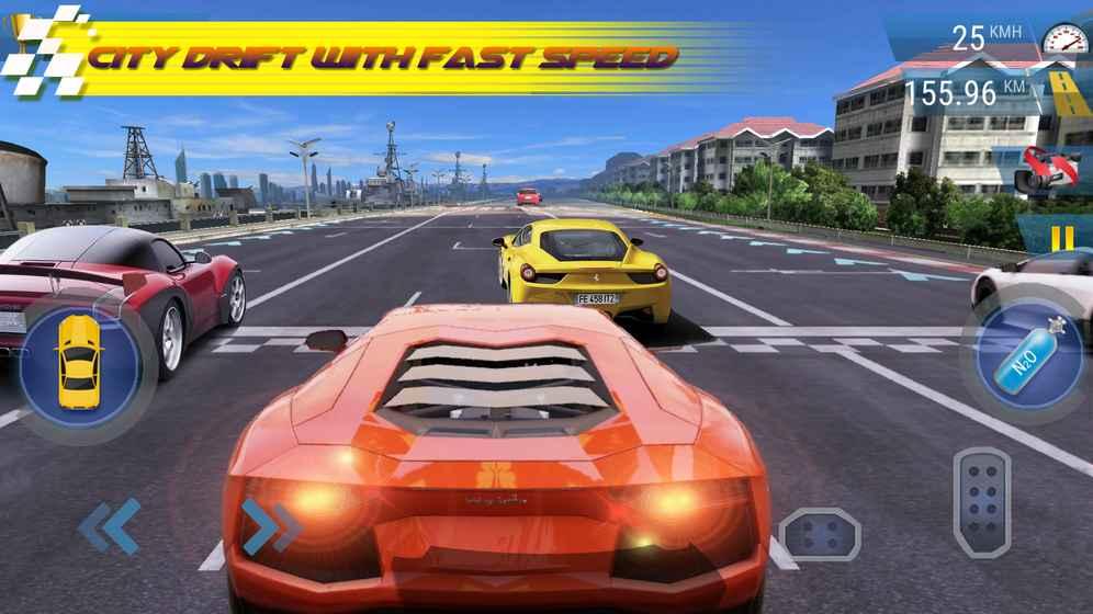 疯狂公路竞速赛