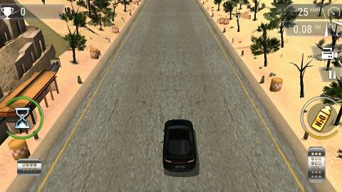 公路无限极速漂移
