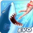 饑餓的鯊魚:進化