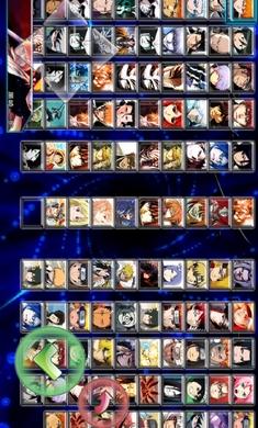 死神VS火影游戏截图4