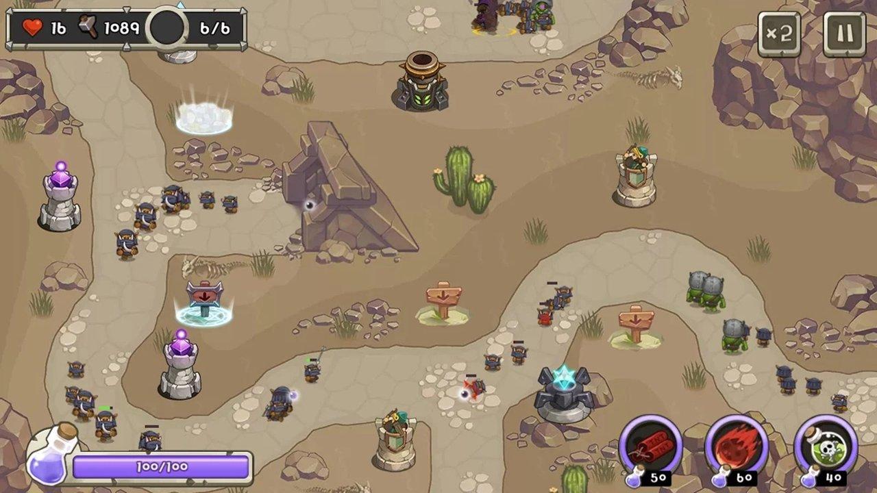 塔防之王游戏截图