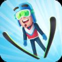 跳台滑雪挑战
