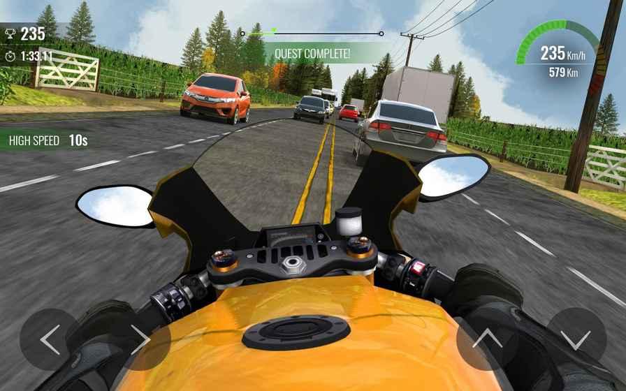 摩托公路赛车2