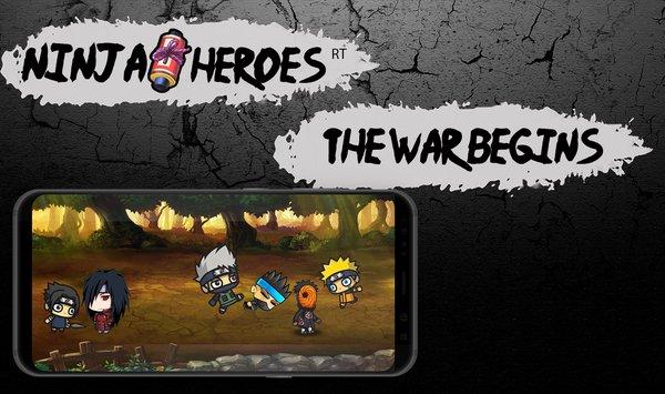 忍者英雄游戏截图