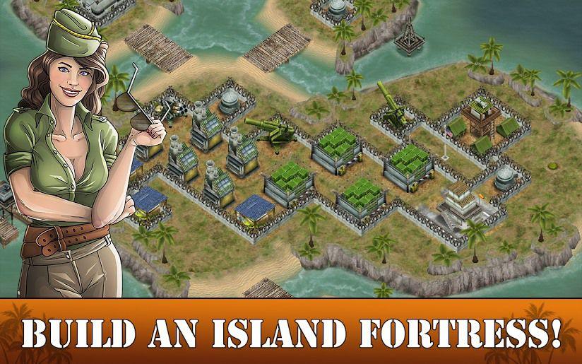 岛屿之战游戏截图