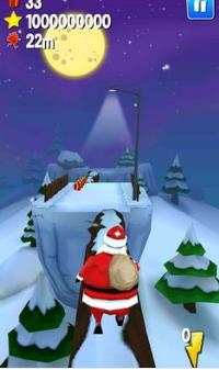 圣诞老人跑酷