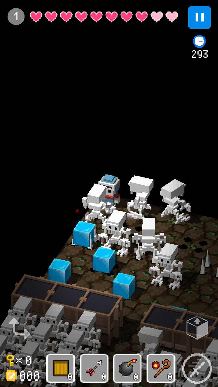 方块建造探索游戏截图4