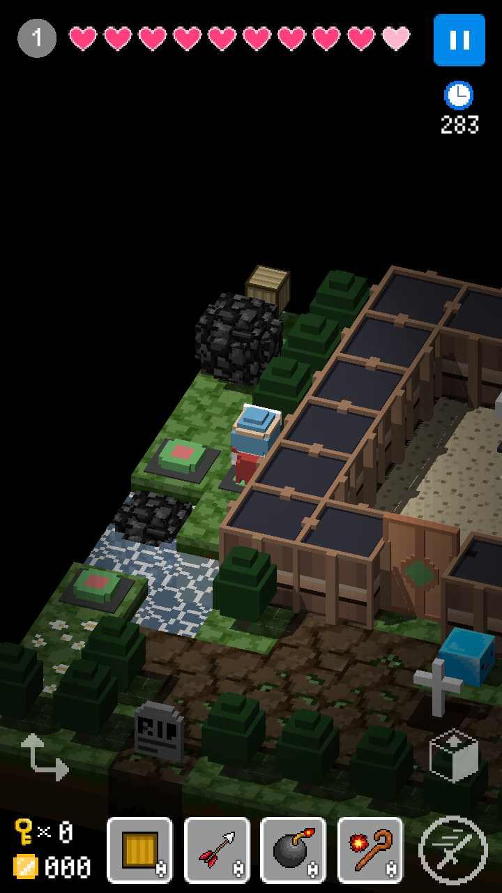 方块建造探索游戏截图2