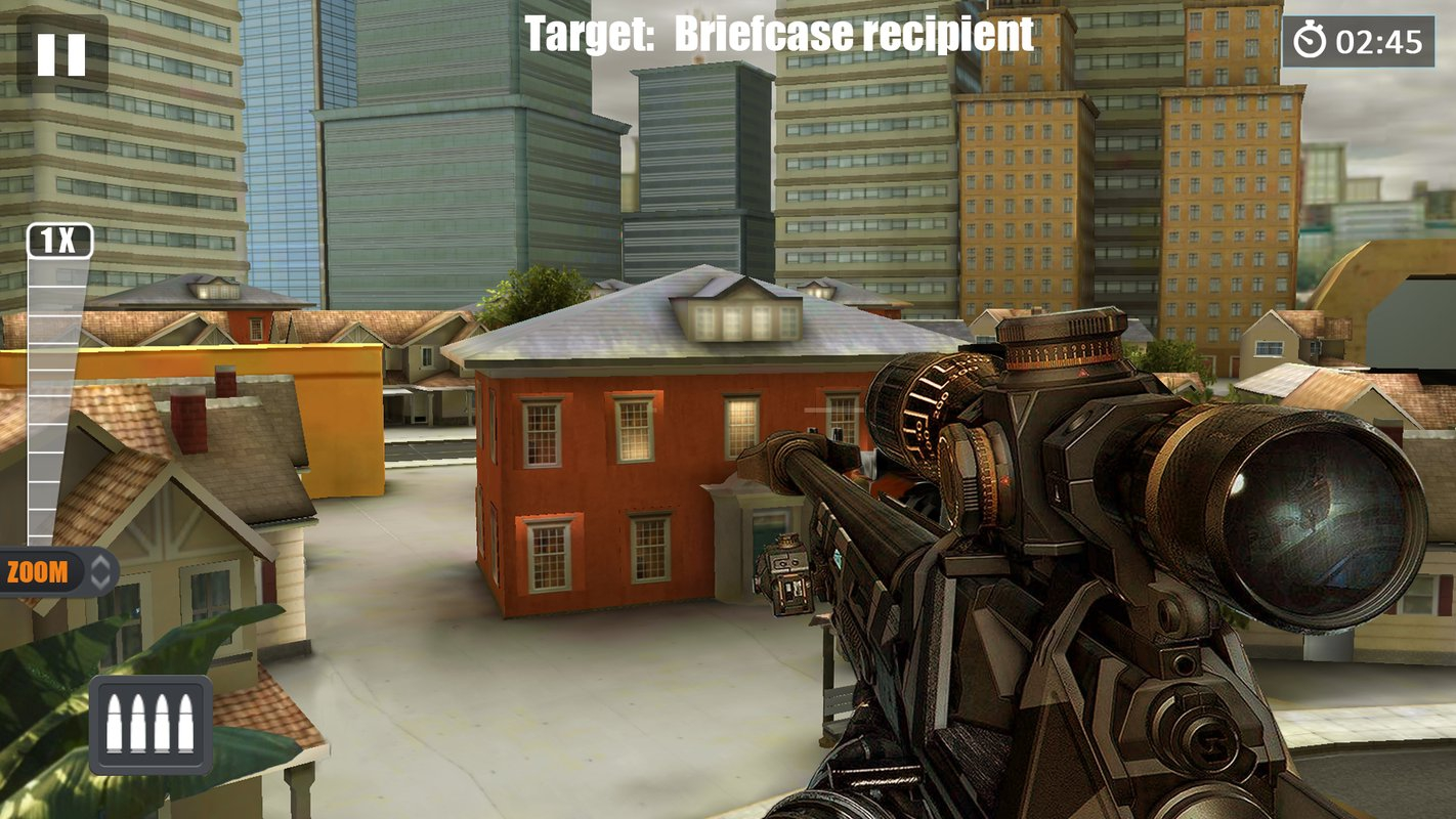 FPS射击大师