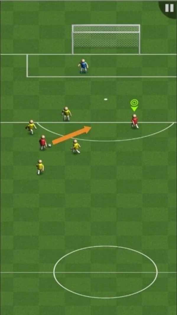 足球最佳射手2游戏截图4