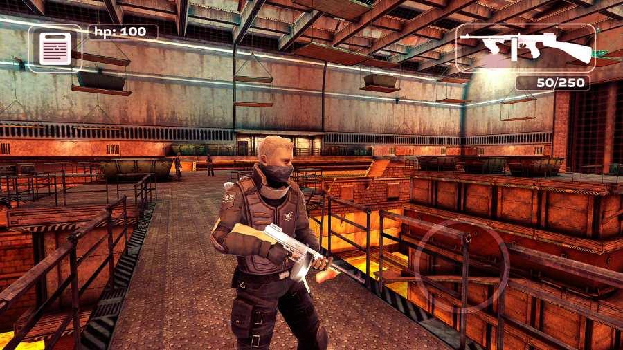 屠杀者2:监狱突袭