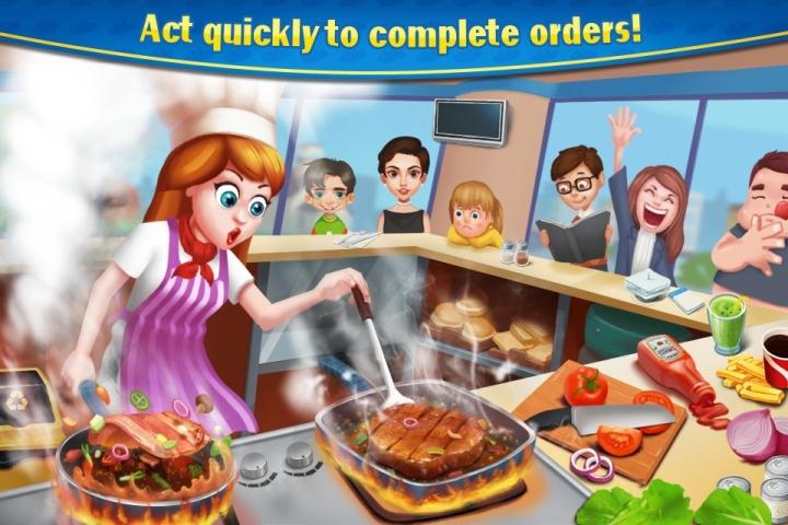 烹饪达人游戏截图