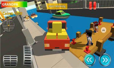 方块犯罪游戏截图