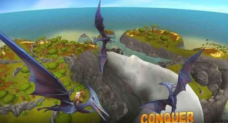 侏罗纪孤岛求生:方舟2
