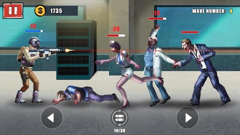 血战僵尸游戏截图