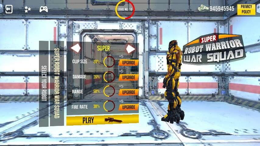 超级机器人战士:战士小队