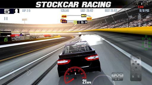 改装车竞速游戏截图