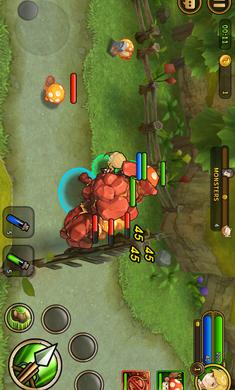 守护神猎手游戏截图