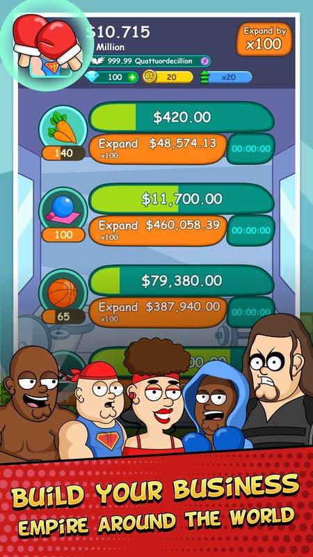 大资本家2游戏截图