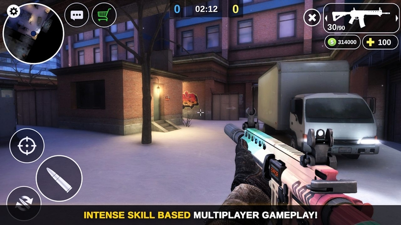 反恐计划游戏截图