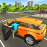 城市汽车赛车模拟器