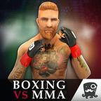 拳击与MMA战斗机