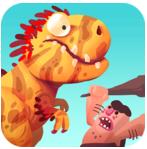 恐龙VS穴居人:塔防战争