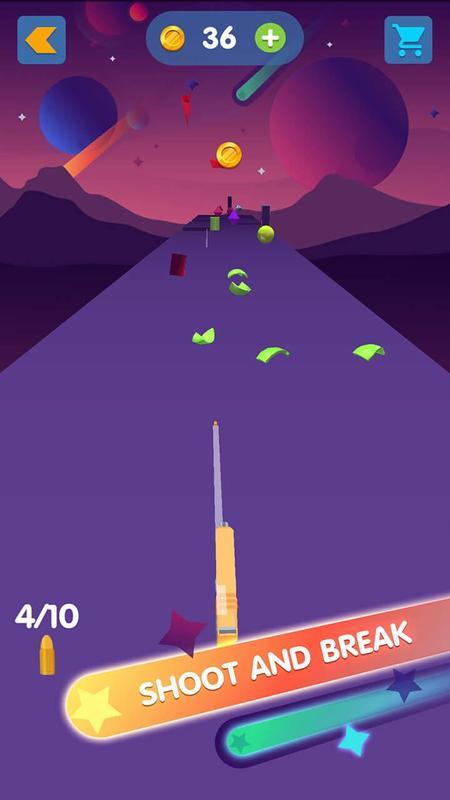 枪与玻璃(无限金币版)_枪与玻璃破解版下载_安卓破解游戏免费下载_爪游控游戏截图1
