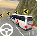 公交车山路驾驶