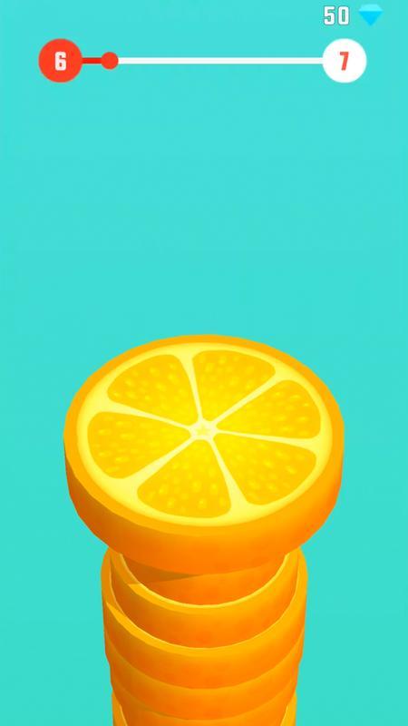 水果堆叠游戏截图5