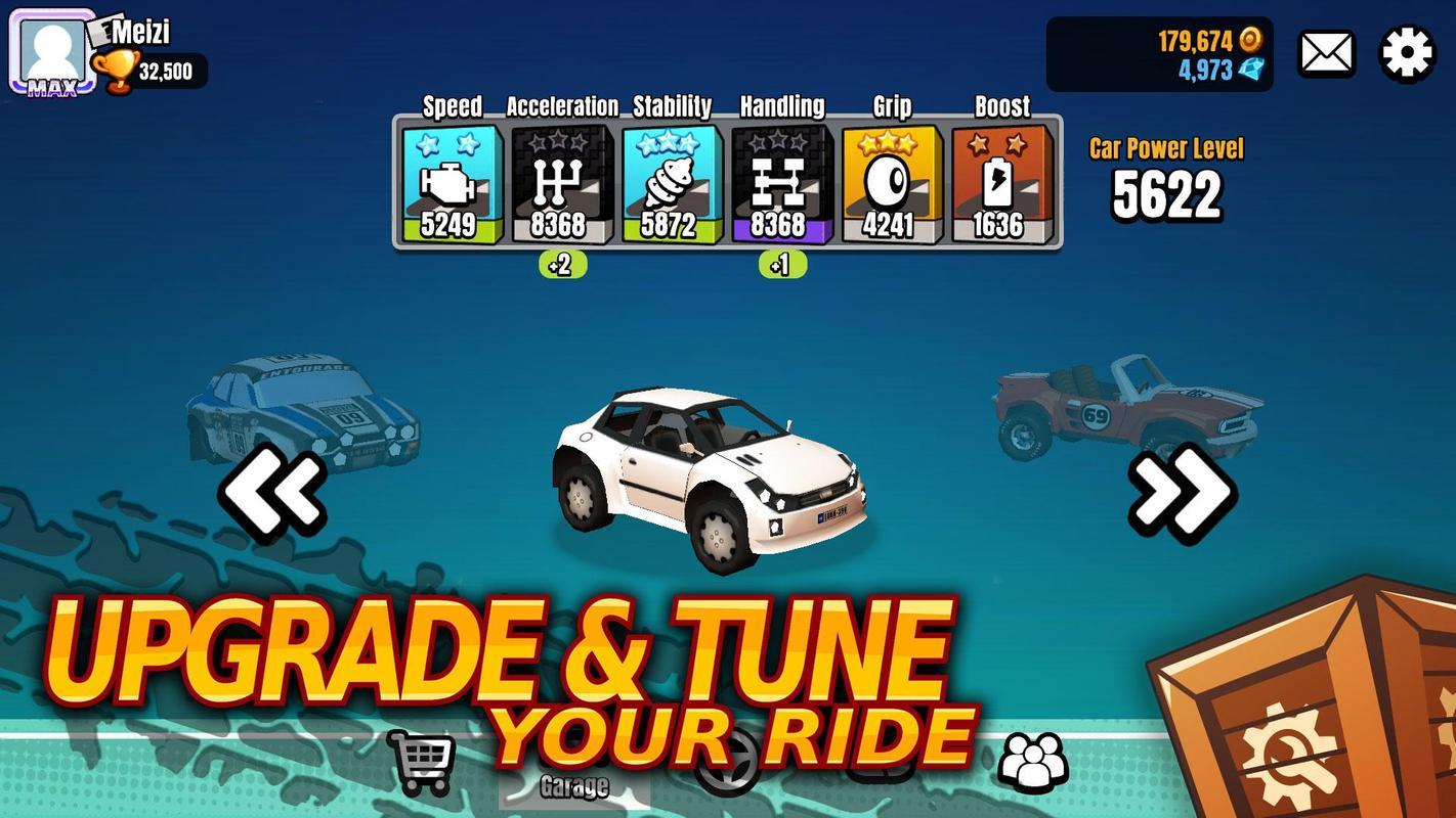 极品像素车2游戏截图1
