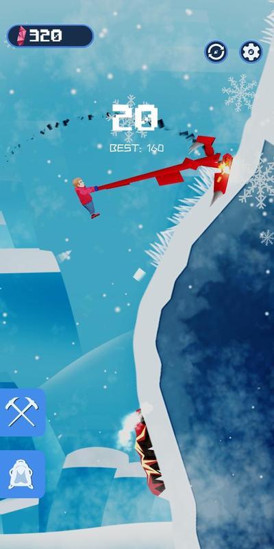 翻越积雪游戏截图1