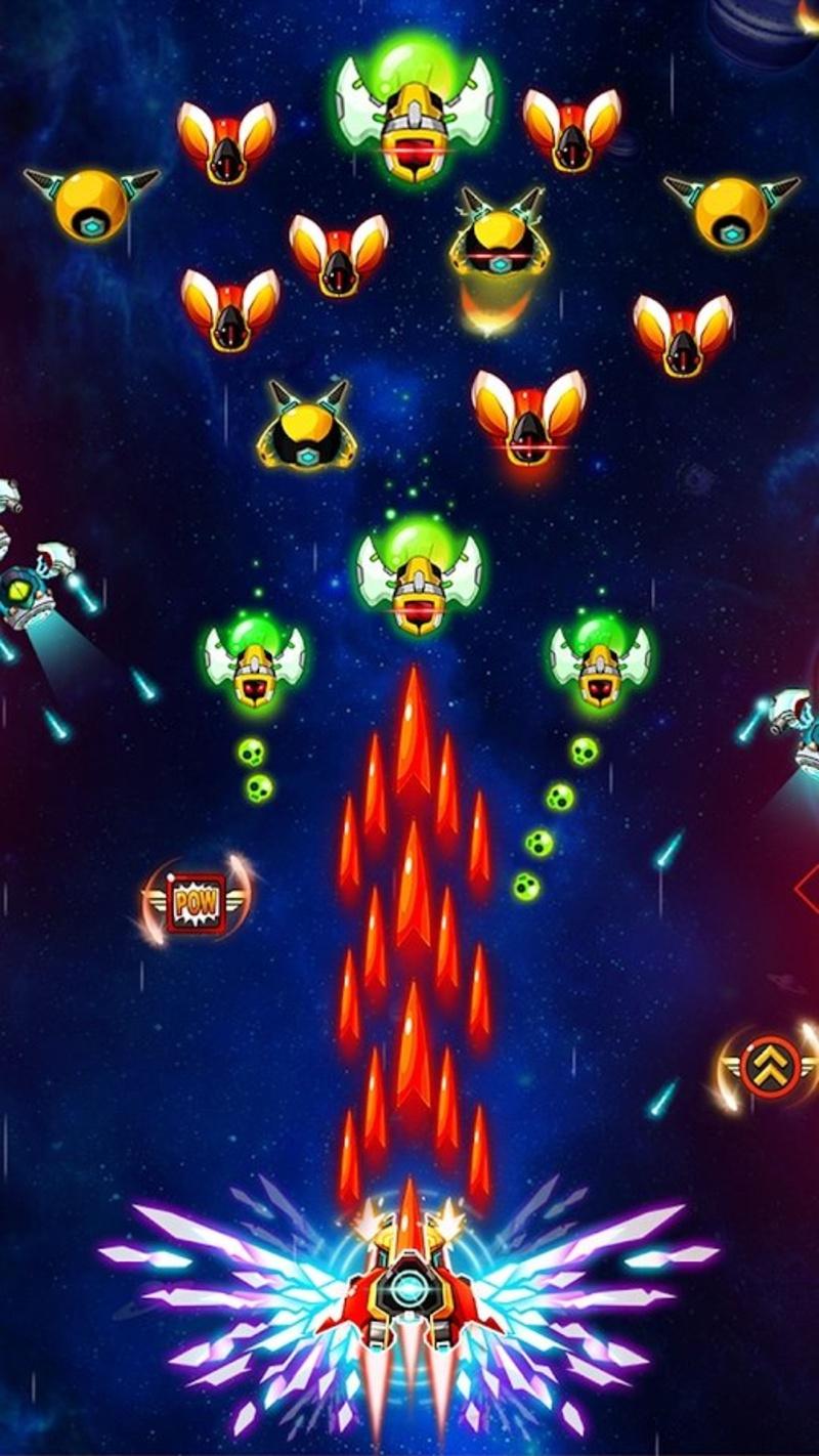 太空猎人游戏截图5