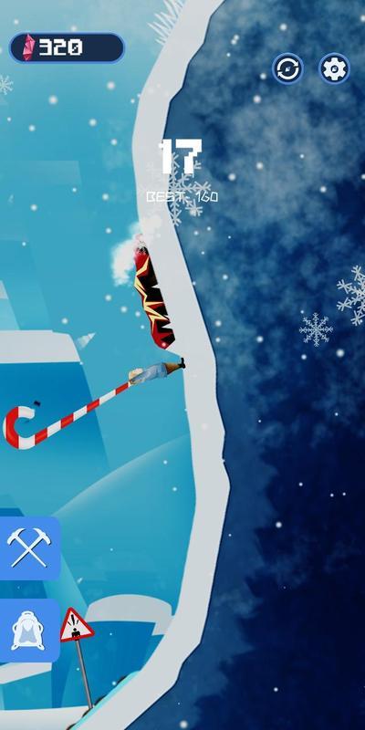 翻越积雪游戏截图5