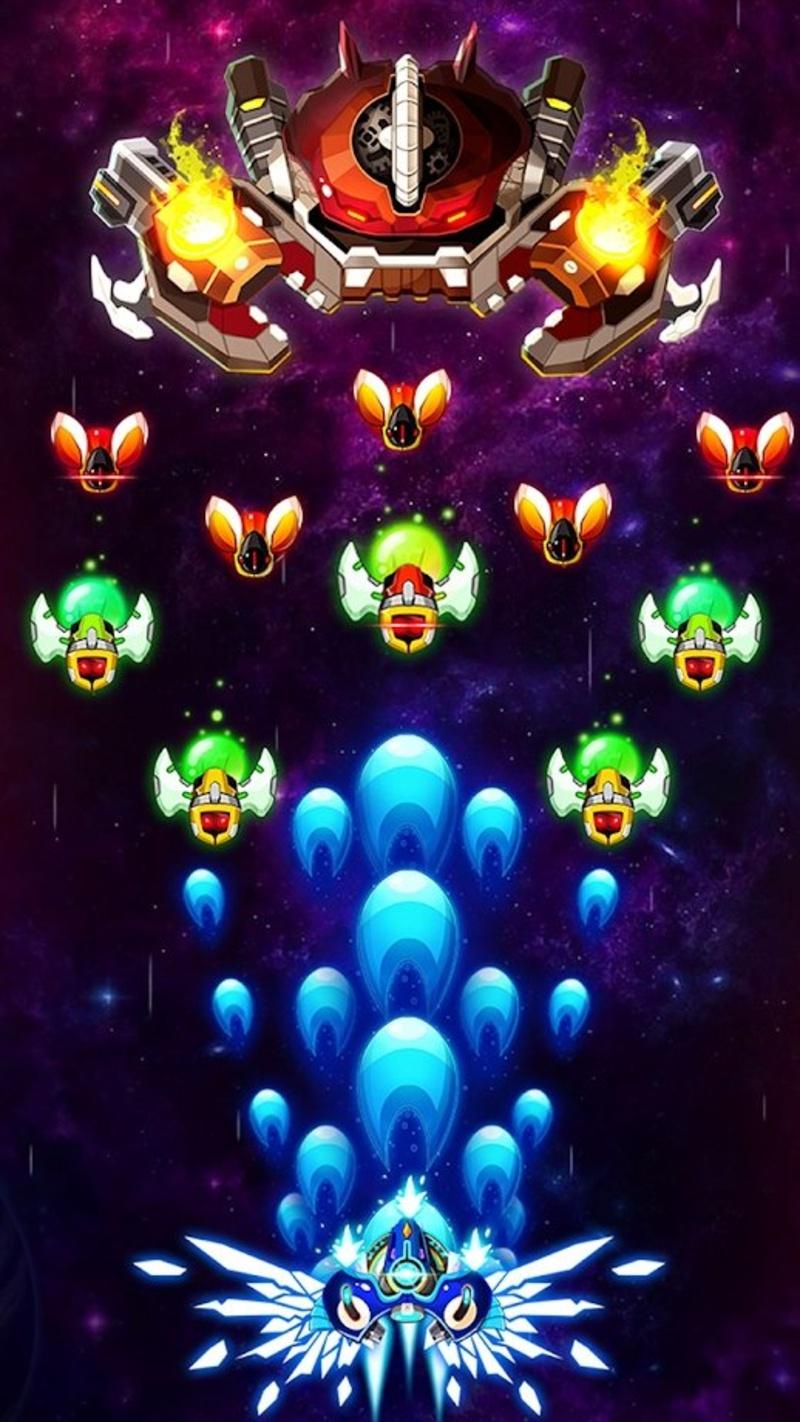 太空猎人游戏截图3