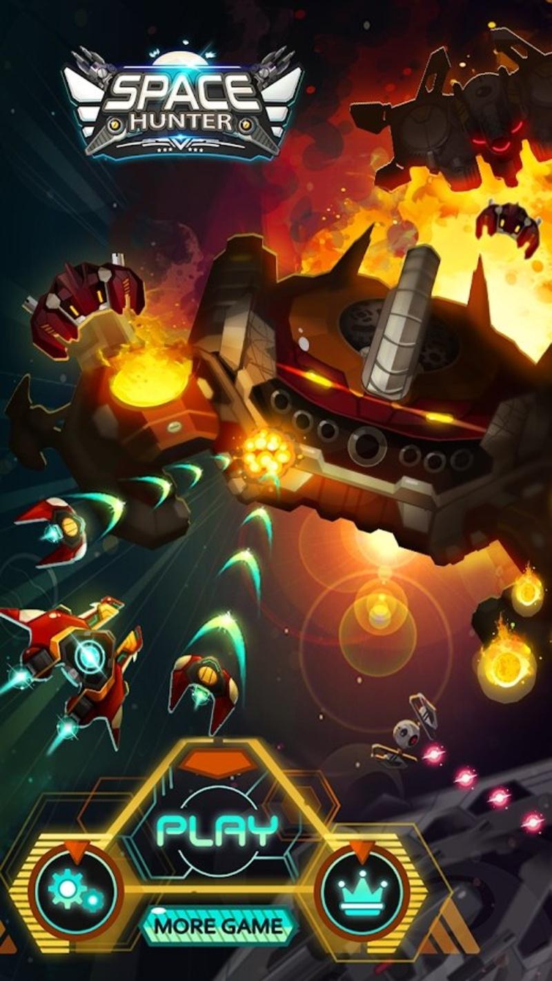太空猎人游戏截图2