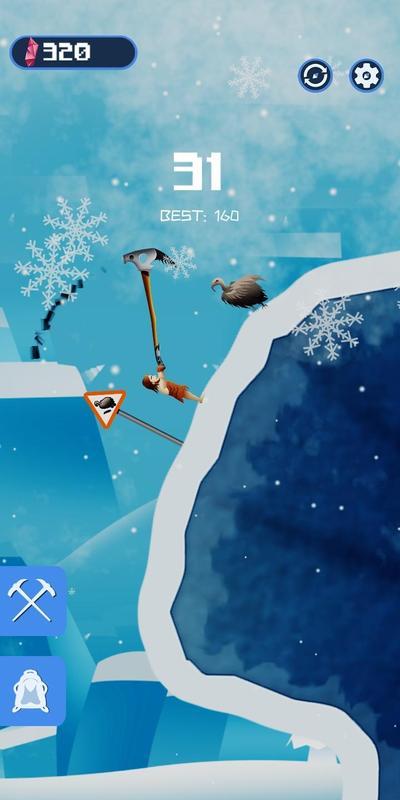 翻越积雪游戏截图4