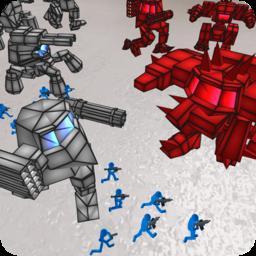 火柴人机械:战斗模拟器