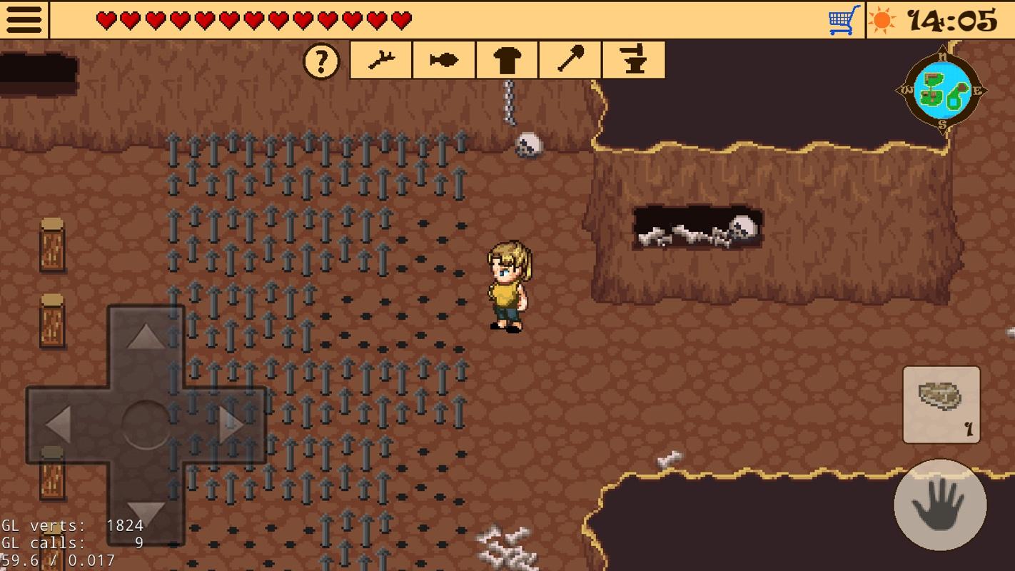 生存RPG2游戏截图3